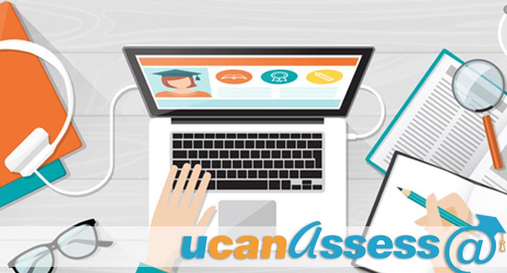 u can assess