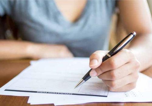 Pre-Examination Processing